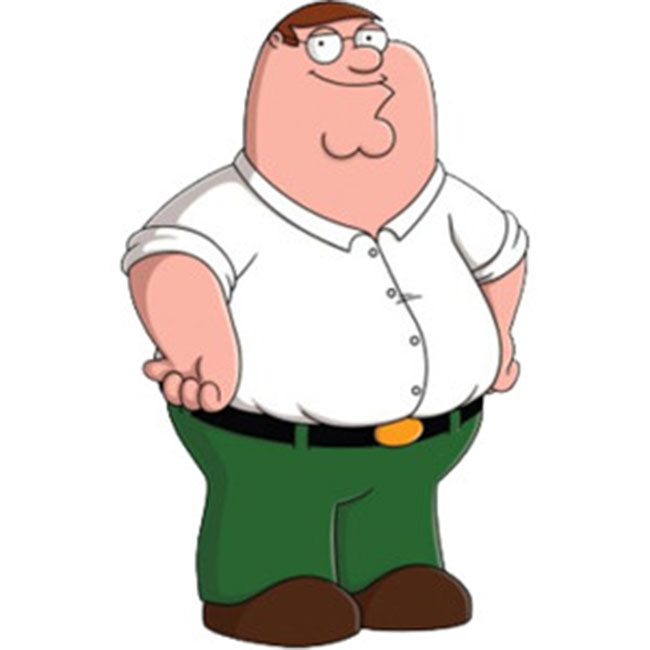 Family guy peter gets fat